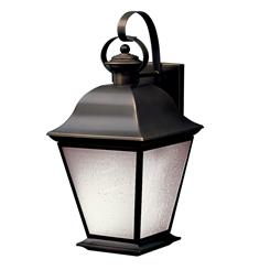 Kichler Lighting 10909OZ Outdoor Wall 1Lt Fluorescent