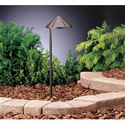 Kichler Lighting 15315AZT Path & Spread 1-Lt 12V