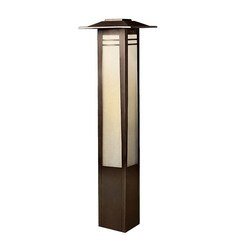 Kichler Lighting 15392OZ Bollard 1-Lt 12V