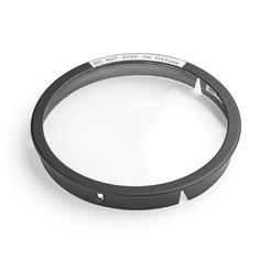 Kichler Lighting 15689BK Accessory Lens