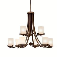 Kichler Lighting 1674OZ Chandelier 9Lt
