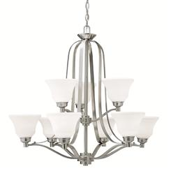 Kichler Lighting 1784NI Chandelier 9Lt