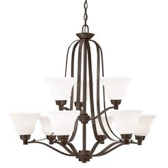 Kichler Lighting 1784OZ Chandelier 9Lt