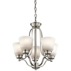 Kichler Lighting 1788NI Mini Chandelier 5Lt