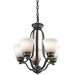 Kichler Lighting 1788OZ Mini Chandelier 5Lt