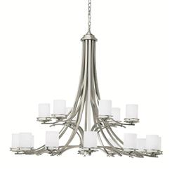 Kichler Lighting 1873NI Chandelier 18Lt