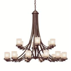 Kichler Lighting 1873OZ Chandelier 18Lt