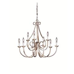 Kichler Lighting 2031NI Chandelier 9Lt