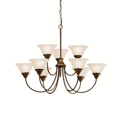 Kichler Lighting 2077OZ Chandelier 9Lt