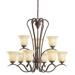 Kichler Lighting 2086OZ Chandelier 9Lt