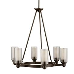 Kichler Lighting 2344OZ Chandelier 6Lt