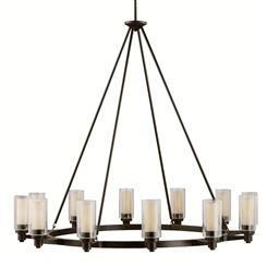 Kichler Lighting 2347OZ Chandelier 12Lt
