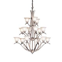 Kichler Lighting 2523NI Chandelier 15Lt