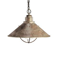 Kichler Lighting 2713OB Outdoor Pendant 1Lt