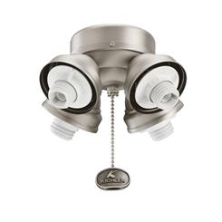 Kichler Lighting 350011AP 4 Light Turtle Fitter