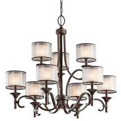 Kichler Lighting 42382MIZ Chandelier 9Lt
