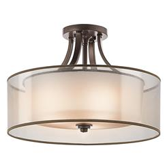 Kichler Lighting 42387MIZ Semi Flush 4Lt
