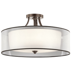 Kichler Lighting 42399MIZ Semi Flush 5Lt