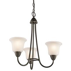Kichler Lighting 42883OZ Chandelier 3Lt