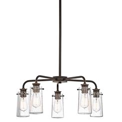 Kichler Lighting 43058OZ Chandelier 5Lt