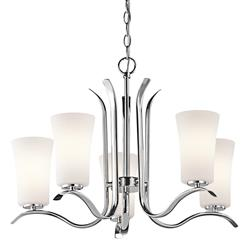 Kichler Lighting 43074CH Chandelier 5Lt