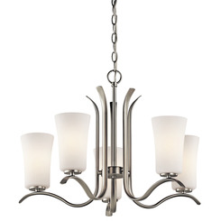 Kichler Lighting 43074NI Chandelier 5Lt