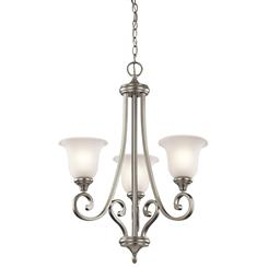 Kichler Lighting 43155NI Chandelier 3Lt