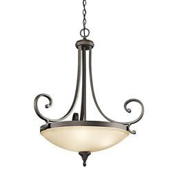 Kichler Lighting 43164OZ Pendant 3Lt