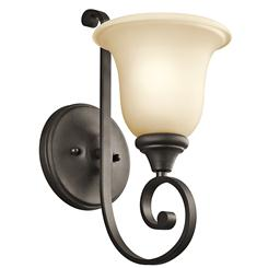 Kichler Lighting 43170OZ Wall Sconce 1Lt
