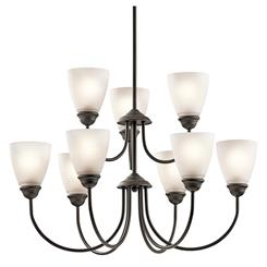 Kichler Lighting 43639OZ Chandelier 9Lt