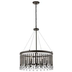 Kichler Lighting 43723ESP Chandelier/Pendant 6Lt