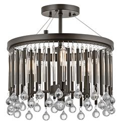 Kichler Lighting 43726ESP Semi Flush 3Lt