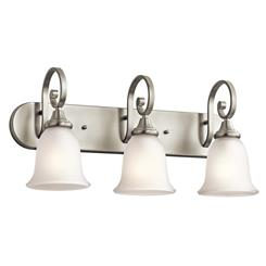Kichler Lighting 45055NI Bath 3Lt