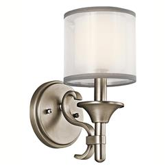Kichler Lighting 45281AP Wall Sconce 1Lt