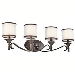 Kichler Lighting 45284MIZ Bath 4Lt