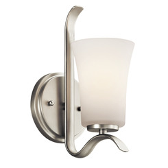 Kichler Lighting 45374NI Wall Sconce 1Lt