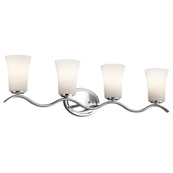 Kichler Lighting 45377CH Bath 4Lt