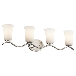 Kichler Lighting 45377NI Bath 4Lt