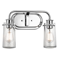 Kichler Lighting 45458CH Bath 2Lt