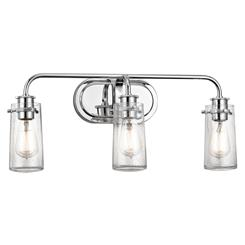Kichler Lighting 45459CH Bath 3Lt