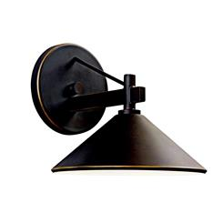 Kichler Lighting 49059OZ Indoor/Outdoor Wall 1Lt