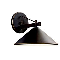 Kichler Lighting 49061OZ Indoor/Outdoor Wall 1Lt