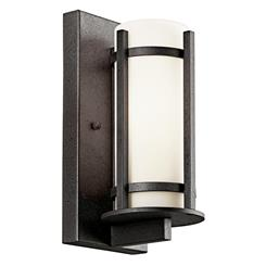 Kichler Lighting 49119AVIFL Outdoor Wall 1Lt Fluorescent