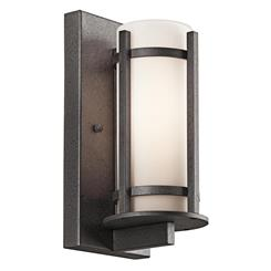 Kichler Lighting 49119AVI Outdoor Wall 1Lt