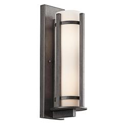 Kichler Lighting 49122AVI Outdoor Wall 3Lt
