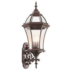 Kichler Lighting 49185TZ Outdoor Wall 3Lt