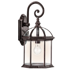 Kichler Lighting 49186TZ Outdoor Wall 1Lt