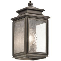Kichler Lighting 49501OZ Outdoor Wall 1Lt