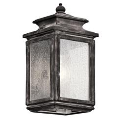 Kichler Lighting 49501WZC Outdoor Wall 1Lt