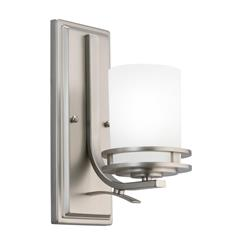 Kichler Lighting 5076NI Wall Sconce 1Lt
